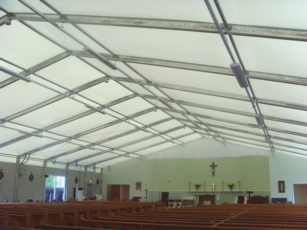 St Peter's Temporary Church 2