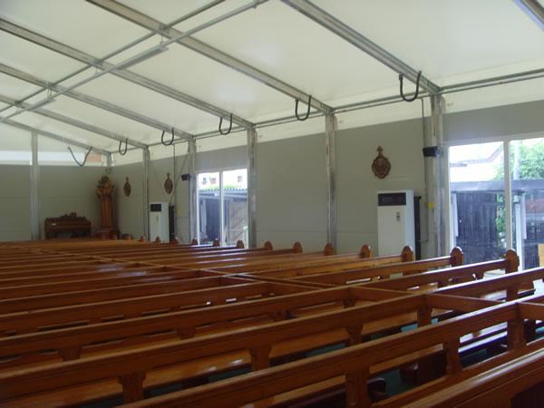 St Peter's Temporary Church 4